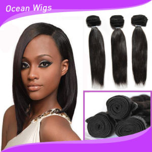 "8A Virgin Hair 8""-36"" Cheap Indian Human Hair, Remy Human Hair, Raw Unprocessed Virgin Indian Hair pictures & photos"