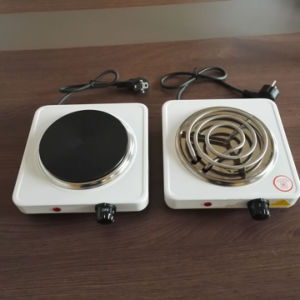 Single Hot Plate Electric Stove pictures & photos