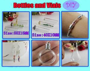 Fairy Dust Bottles, Wishing Bottle Jewelry,