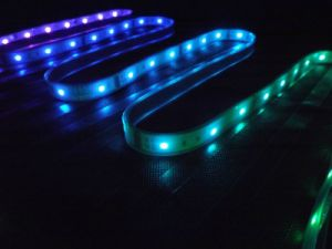 Digital Addressable 12V 5050 SMD Rigid LED Strip Lpd8806 36LEDs/M
