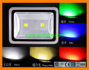 Multicolor Solar Flood Light for Packing Lot, Garden pictures & photos