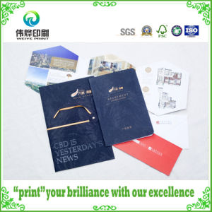 Printing Various Creative Shape Brochures (Promotion) pictures & photos