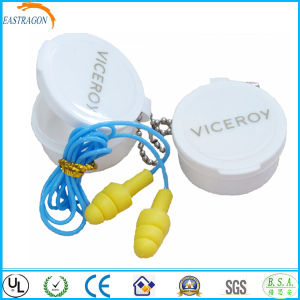 Safety Wholesale Silicon Swimming Earplugs pictures & photos