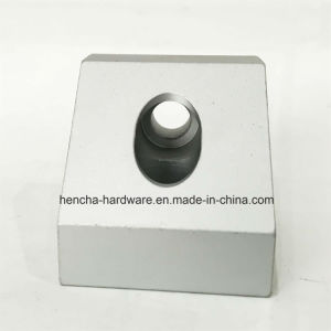 CNC Machining Part for Extrusion Angle Connector