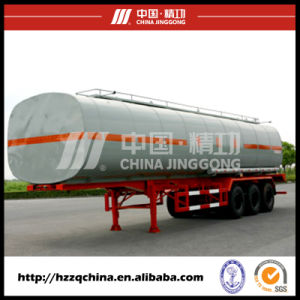 Tank Truck for Chemical Liquid Transportation pictures & photos