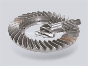 New Design Helical Gear for Liugong