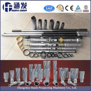 Chisel Bits for Rock Hole Drilling Working pictures & photos
