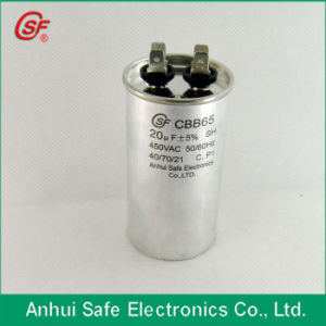 High Quality Motor Starting Capacitor Cbb65 Capacitor 50/60Hz pictures & photos