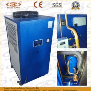 Industrial Air Cooled Water Chiller Use Danfoss Compressor pictures & photos