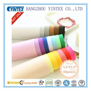 "Handmade 15*15cm/5.9""X5.9"" 40PCS/Lot Nonwoven Polyester Fabric for Home Textiles pictures & photos"