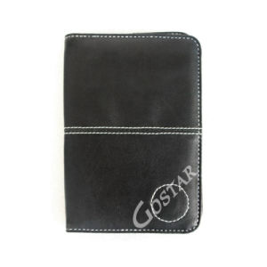 Leather Golf Scorecard Holder with Ball Marker pictures & photos