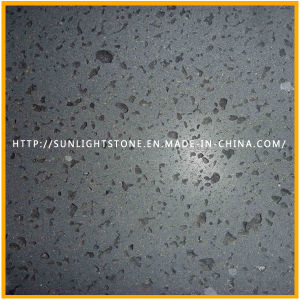 Natural Black/Grey Basalt/Lava Stone/Basalt Tile for Paving Tile pictures & photos