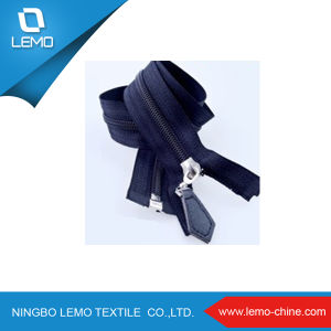 Home Textile Auto Lock Nylon Zipper pictures & photos
