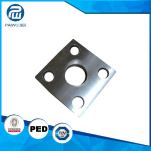 Factory Supply CNC Machining Metal Steel Recision Flange pictures & photos