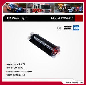 New Bright LED Strobe Warning Visor Light (LTDG612) pictures & photos