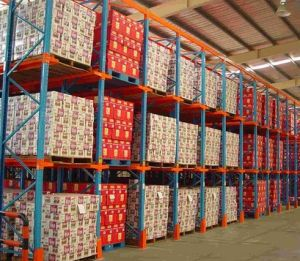 High Quality Steel Pallet Rack pictures & photos