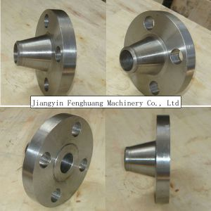 ASTM A694 F65 Forging Welding Neck Flange pictures & photos