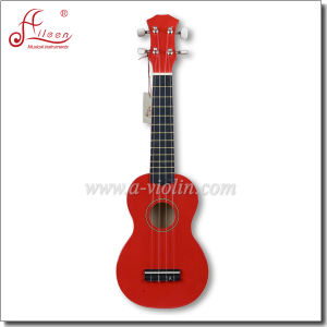 See Larger Image[Winzz] All Linden Plywood Colorful 21 Inch Soprano Ukulele Ukuleles pictures & photos