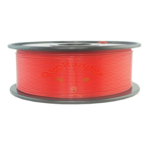 Well Coiling Nylon 1.75mm Red 3D Printing Filament pictures & photos