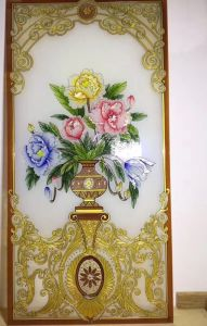 New Decorative Glass with High Quality Direct Factory Price pictures & photos