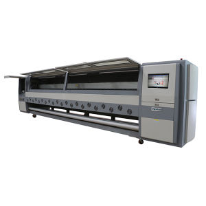 5m 8PCS Seiko 510 Head Large Format Solvent Printer pictures & photos
