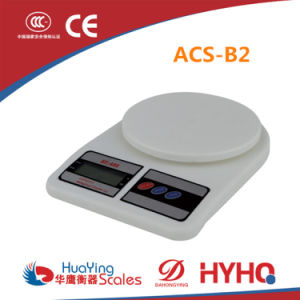 2015 Hot Sell Kitchen Scale Weighs Grams (ACS-B2) pictures & photos