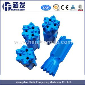 High-Strength Thread Button Drill Bit pictures & photos