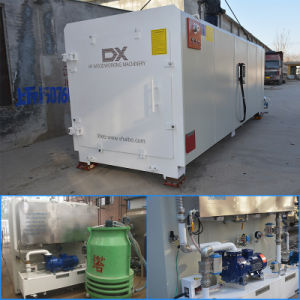 Dx-4.0III-Dx High Frequency Timber Drying Kiln Machine From Hebei Haibo Factory pictures & photos