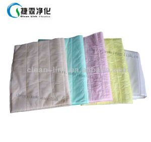En779 Standard Air Filter Pocket Filter Bag Filter G4 F5 F6 F7 F8 pictures & photos