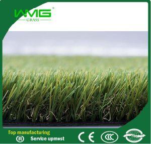 V Shape Artificial Grass with Four Color pictures & photos