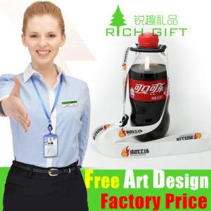 Promotional Gift Printing Logo Neck Strap Bottle Koozie Lanyard pictures & photos