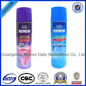 Renew Fabric Stiffing Wrinkle Remove Ironing Spray Starch pictures & photos