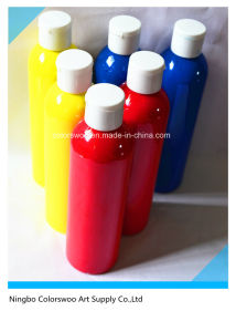 250ml Non- Toxic Poster Paint for Creative and DIY pictures & photos