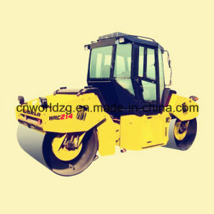 Tandem Vibratory Road Roller with Diesel Engine (WRC208) pictures & photos