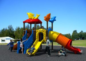 Children Slide Outdoor Playground Amusement Equipment pictures & photos