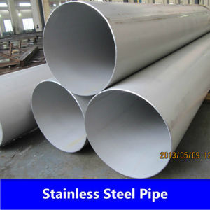 China Supplier A312 TP304 Stainless Steel Pipe