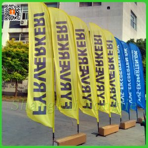 Wind Flutter Blade Beach Banners (TJ-60) pictures & photos