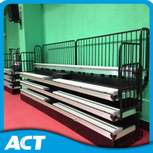 Telescopic Retractable Bleacher Grandstand for Hall, Auditorium Meeting Room pictures & photos