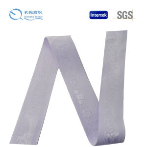 Popular Fashion High Quality Polyester Elastic Tape pictures & photos