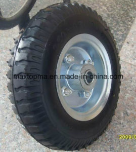 250-4 Pneumatic Rubber Wheelbarrow Wheel pictures & photos