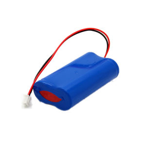 High Power Cell 2s1p 7.4V Li Ion Battery Pack (2200mAh) pictures & photos