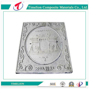 Locking BMC Manhole Cover with Gasket pictures & photos