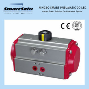 SMT Rt125sr-K10 Single Acting 10 PCS Spring Pneumatic Actuator pictures & photos