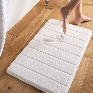Anti-Slip Hotel/Home Use Towel Bath Mat (DPFT8060) pictures & photos