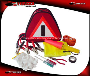 Triangle Bag Roadside Emergency Kit (ET15008) pictures & photos