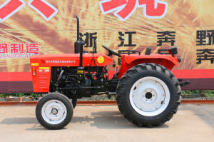 35HP 2WD Zt350 Farm Agricultrual Wheel-Type Tractor Factory