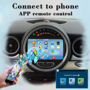 Car Android 7.1 for BMW Mini Auto Stereo GPS Navigation 3G Internet Car Videos pictures & photos
