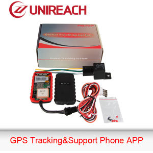 Vehicle GPS Tracker with Real Time Tracking Platform (MT08A)