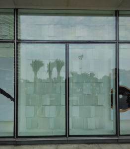 High Quality Fixed Glass Wall K12002 pictures & photos