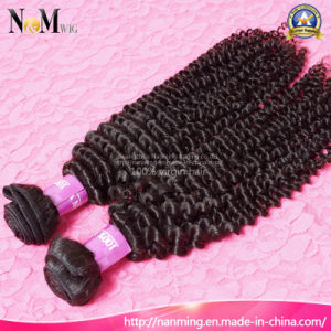 Fast Shipping Mongolian Wavy Hair Best Human Hair Wefts Hair pictures & photos